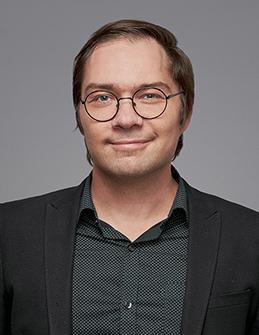 Myyntipäällikkö Jani Suanto
